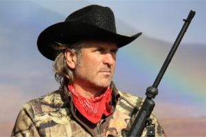 Big Game hunter Jim Shockey