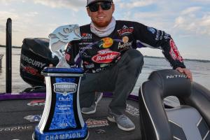Braggin' Board Photo: Bertrand Wins St. Lawrence River Elite