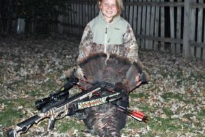 Braggin' Board Photo: My 1st turkey