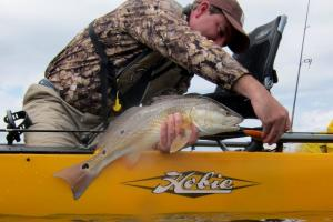 Braggin' Board Photo: Hobie Redfish - Saltwater Fishing