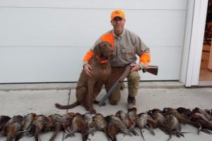 Braggin' Board Photo: Best hunting friend