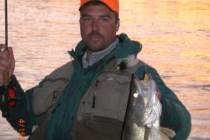 Braggin' Board Photo: Nice Walleye
