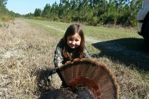 Braggin' Board Photo: Big Turkey for a little hunter