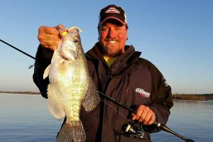 Braggin' Board Photo: Big Crappie With Tommy Skarlis