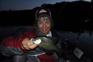 Braggin' Board Photo: Nice Crappie On Berkley Gulp