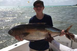 Braggin' Board Photo: Fishing AmberJack in Mexico