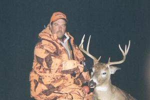 Braggin' Board Photo: 2008 Ohio Buck