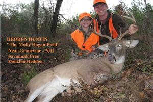 "Braggin' Board Photo: Hedden Huntin' ""The Molly Hogan Field"""