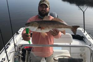 Braggin' Board Photo: Catching Red Drum