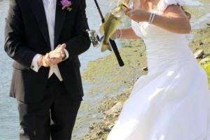Braggin' Board Photo: Fishin' Bride