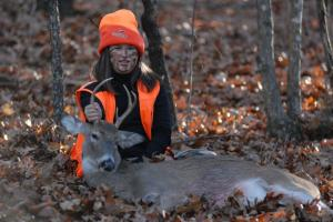 Braggin' Board Photo: Rae's First Buck