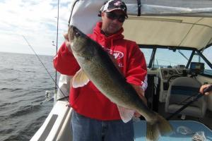 Braggin' Board Photo: Lake of The Woods Walleye