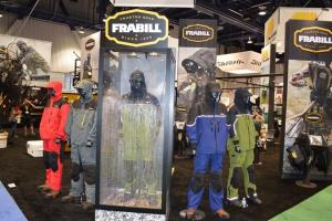 Braggin' Board Photo: Frabill at ICAST