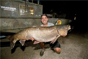 Braggin' Board Photo: 36 lb. Grass Carp