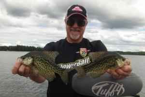 Braggin' Board Photo: Berkley Power Bait Crappies