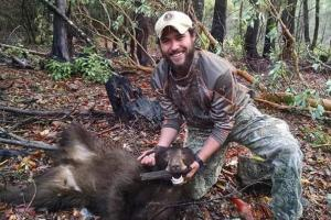 Braggin' Board Photo: Successful Bear Hunt