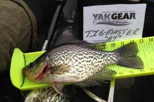 Braggin' Board Photo: Crappie 2  3