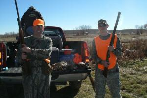 Braggin' Board Photo: Pheasant Hunt GEDC0530