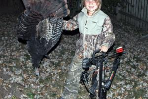 Braggin' Board Photo: Turkey Hunting Archery