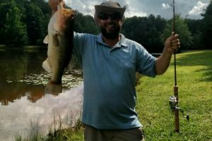 Braggin' Board Photo: Nice Catch in Chatham County
