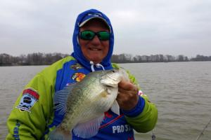 Braggin' Board Photo: Greenville Crappie Dan