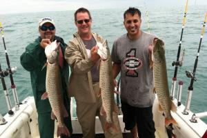 Braggin' Board Photo: Great Day Muskie Fishing