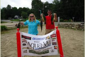 Braggin' Board Photo: 3rd Place Win On Squam Lake