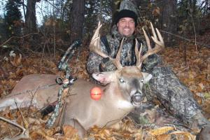 Braggin' Board Photo: 146 4/8 Bow Season Buck