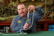 How to Tie an Improved Clinch Knot