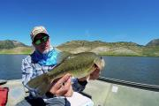 Fly Fishing for Bass in Tough Structure