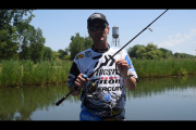 1Source Video: Randy Howell's Spinning Tackle Tips