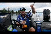 1Source Video: Jamie Hartman's Winning Lake Cayuga Bassmaster Elite Gear