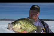 1Source Video: Ice Fishing Tactics: Give Panfish a 1-2 Punch