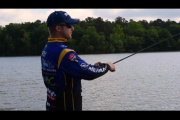 1Source Video: Swim Jigging Post Spawn Bass