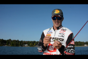1Source Video: The Megabass is Evers' New Secret Fishing Weapon