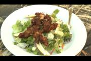 Wild Turkey Salad Recipe