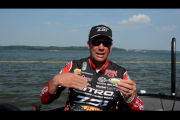1Source Video: VanDam's Favorite Ledge Fishing Bait