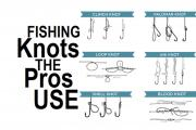 Fishing Knots the Pros Use