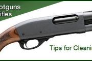 News & Tips: Tips for Cleaning Your Shotgun and Rifle...