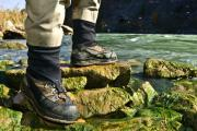 News & Tips: Sole Searching: Find the Perfect Wading Boot Sole...