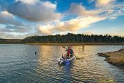 Fish Easier on a Kayak With These DIY Tips