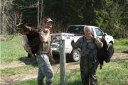 News & Tips: Advantages of Hunting Public Land Turkeys...