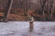 News & Tips: Fishing Cold Weather Trout—Best Flies, Waters & Times to Go...