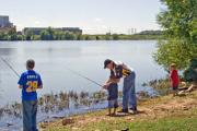 News & Tips: Kids Love Fishing, Too!