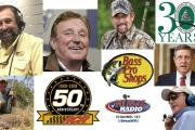 Bass Pro Shops Outdoor World Radio Show with Rob Keck, Richard Childress and Jeff Crane