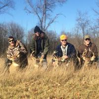 Braggin' Board Photo: 6 Friends 6 Deer